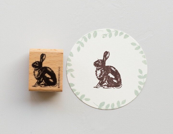 Stempel Hase