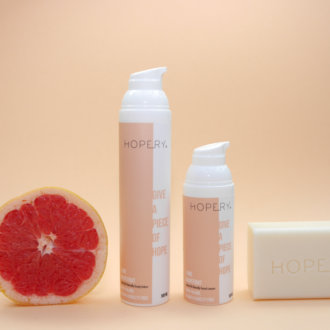 Body Lotion Lime Grapefruit 2