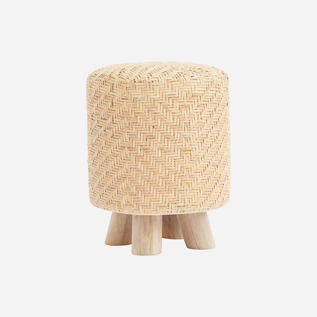 Hocker Weave / Natur