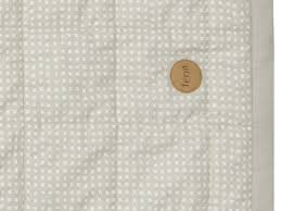 Cross Bedcover - Grey