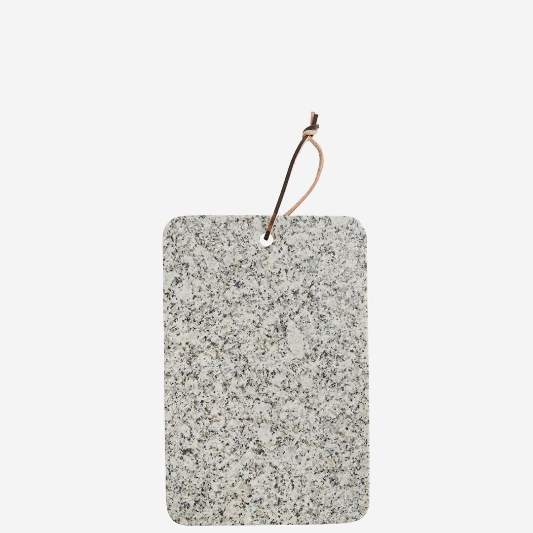 Schneidebrett Granit