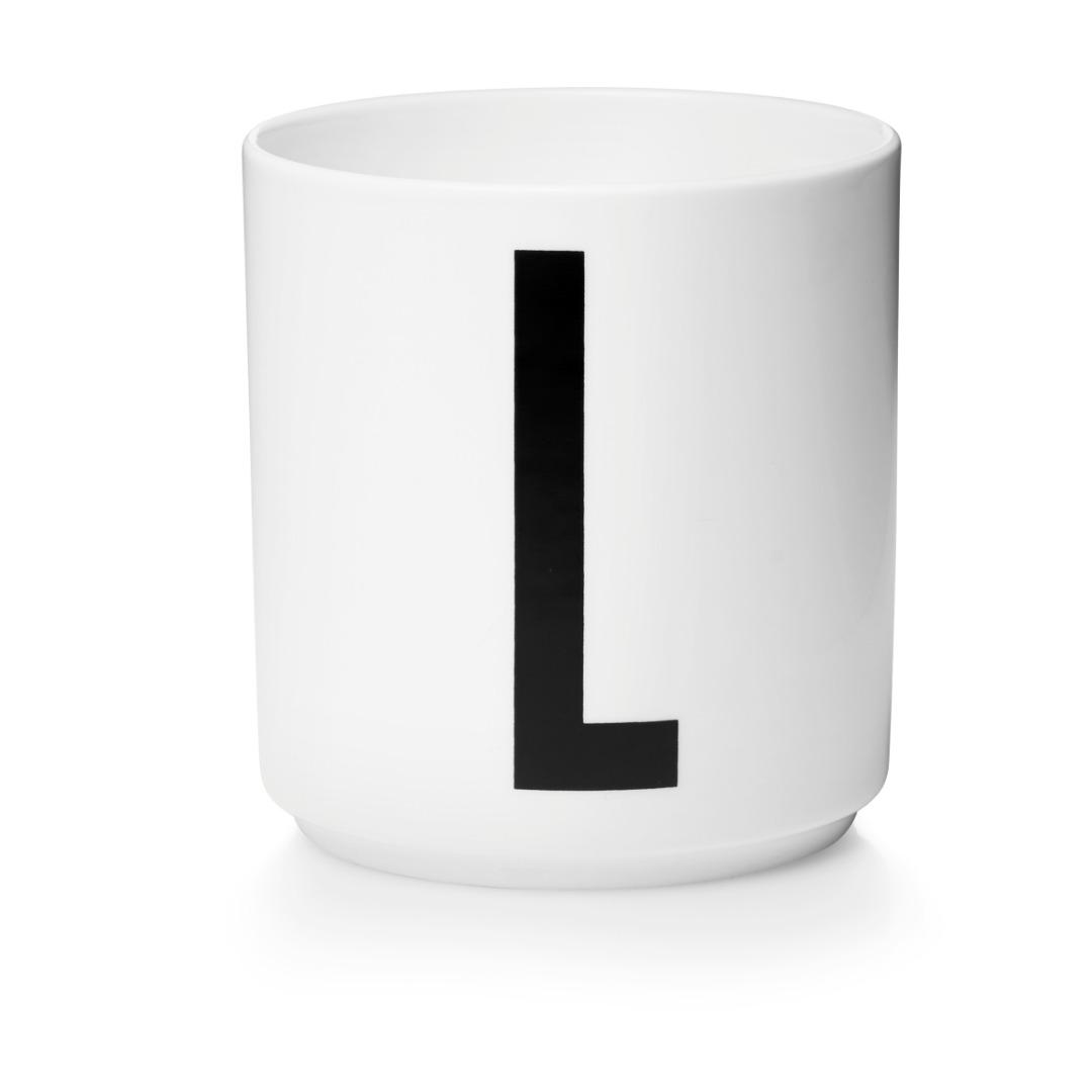 Porzellanbecher L