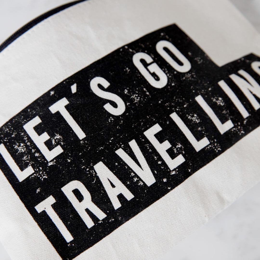 Make-up Tasche Let s go travelling - 2