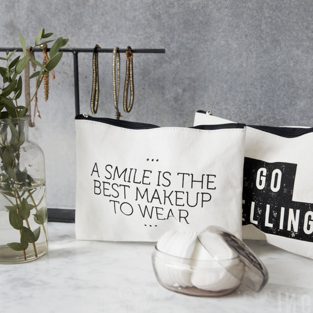 Make-up Tasche A smile... - 3