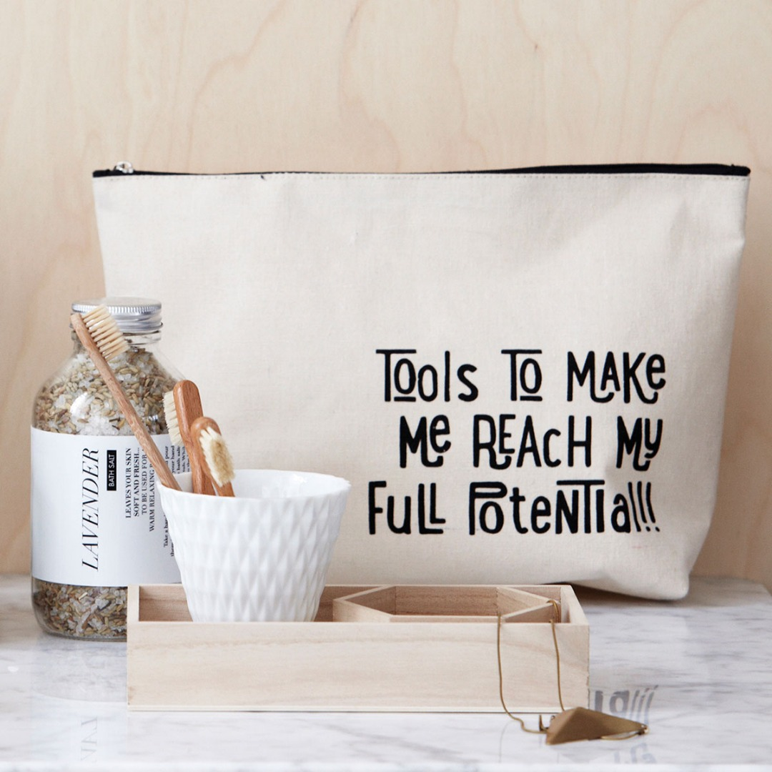 Kulturtasche Tools
