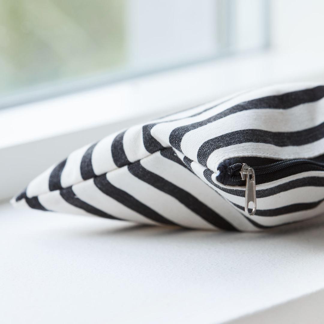Make-up Tasche Stripes 3