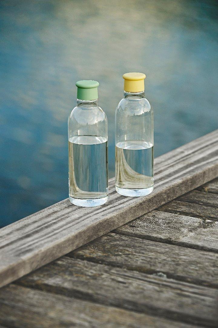 Drink it Wasserflasche / gelb 3