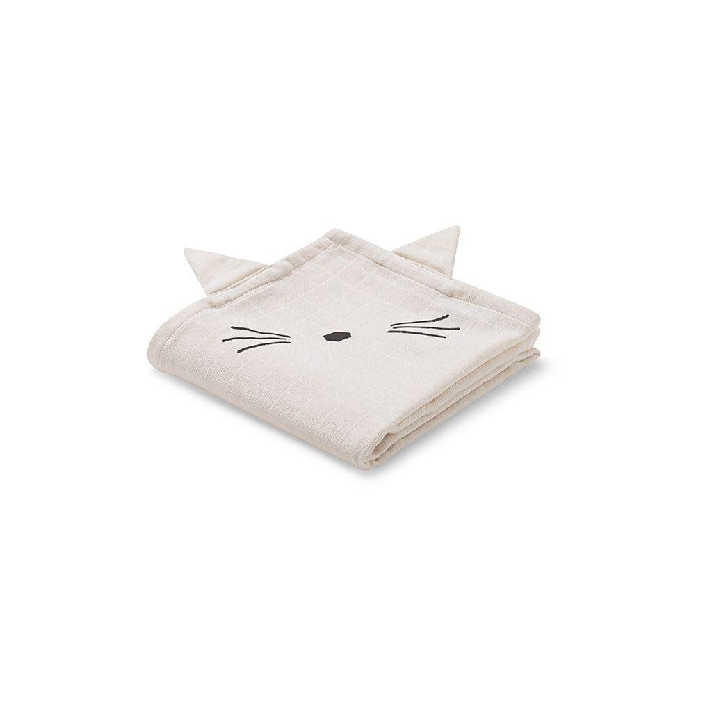 Muslin Tuch Katze
