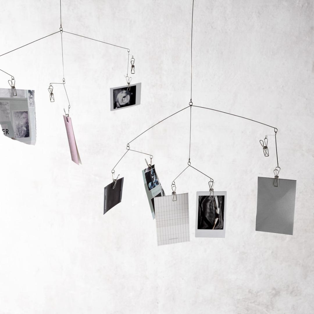 Fotodisplay silber 2