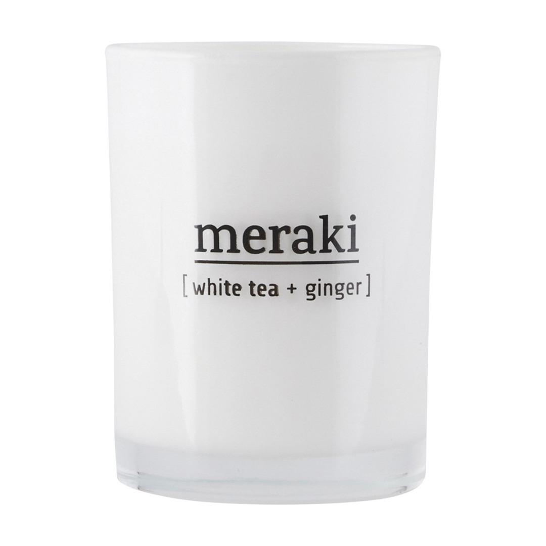 Duftkerze WHITE TEA GINGER