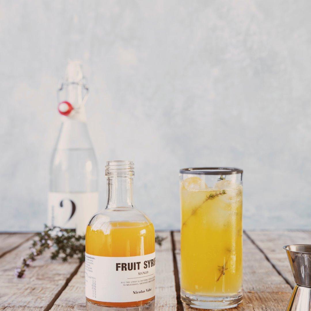 Fruchtsirup Mango 2