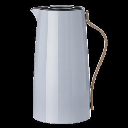 Emma Kaffeeisolierkanne blau - 1