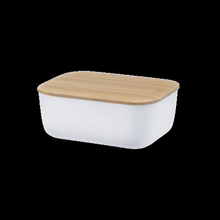 Box-it Butterdose weiß - 1