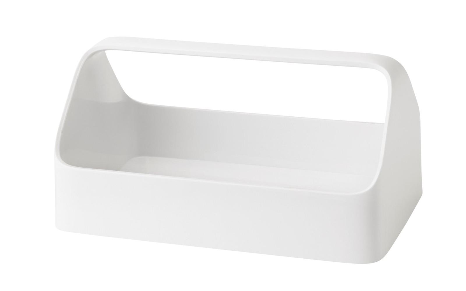 Handy Box Aufbewahrungsbox / weiß