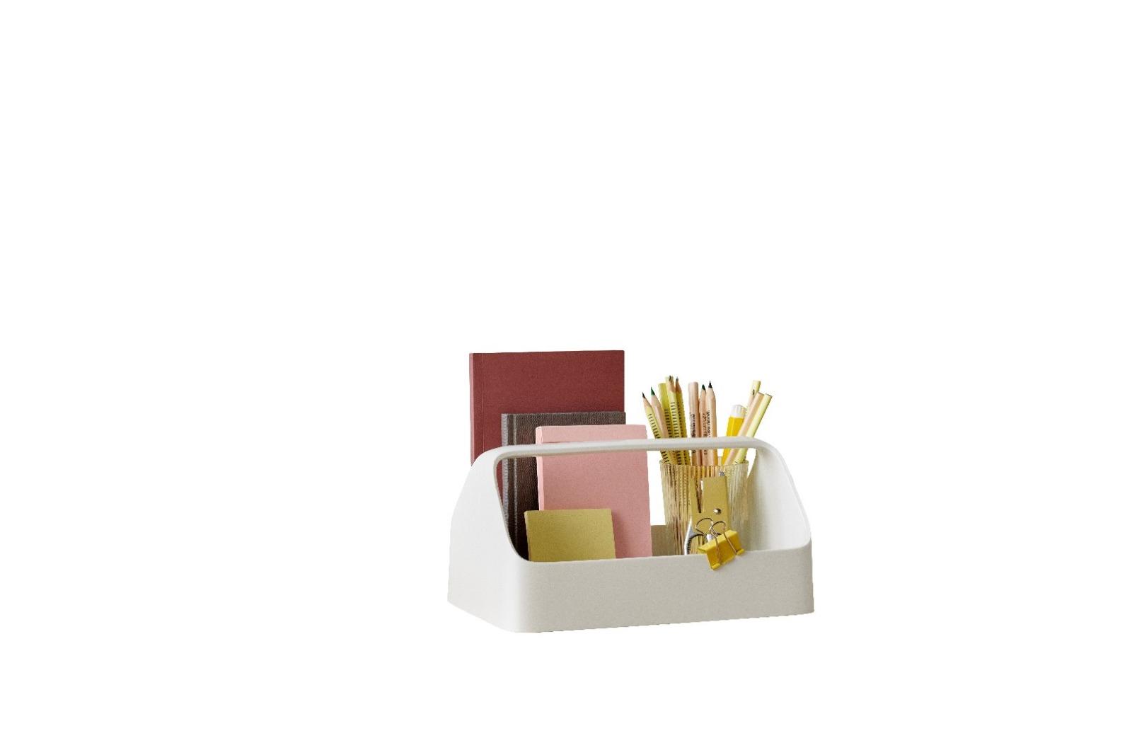 Handy Box Aufbewahrungsbox / weiß 2