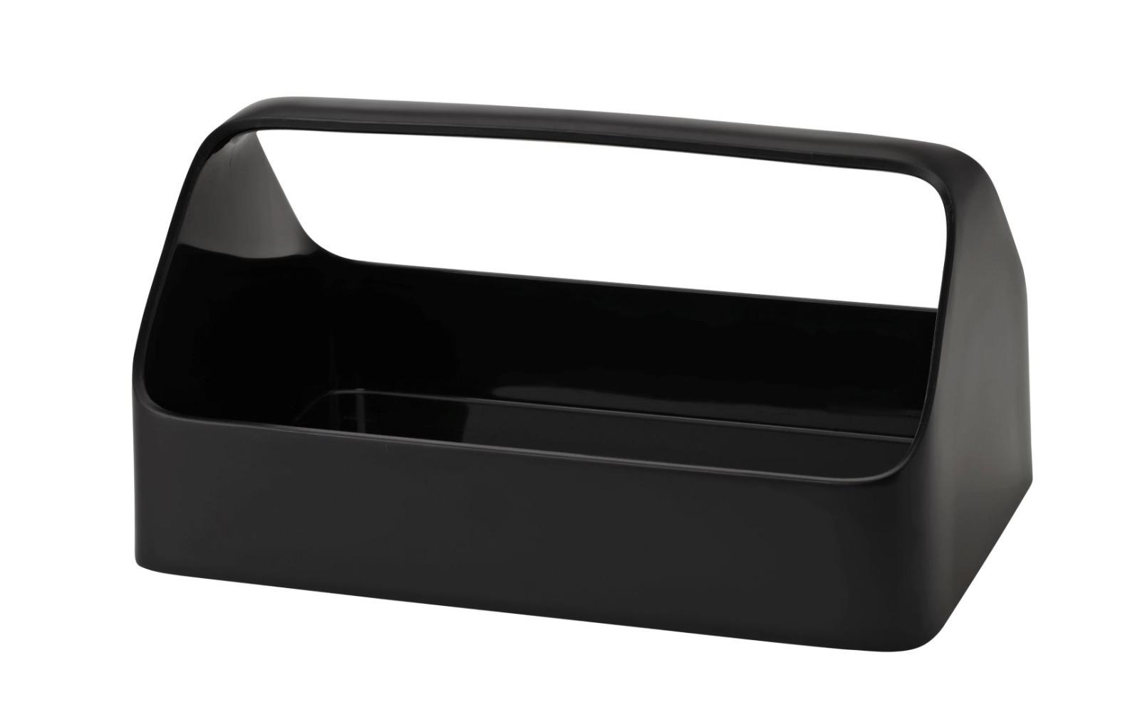 Handy Box Aufbewahrungsbox / schwarz
