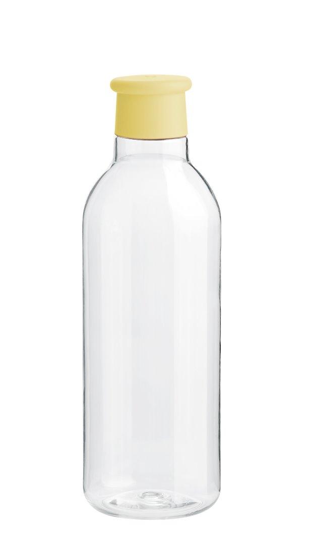 Drink it Wasserflasche / gelb