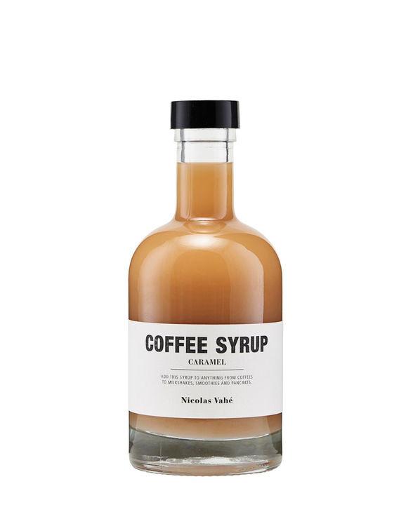COFFEE SYRUP CARAMEL 250 ml