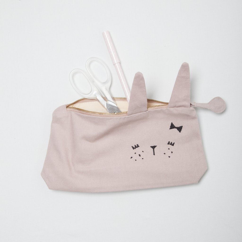 Federmäppchen - Cute bunny - 1