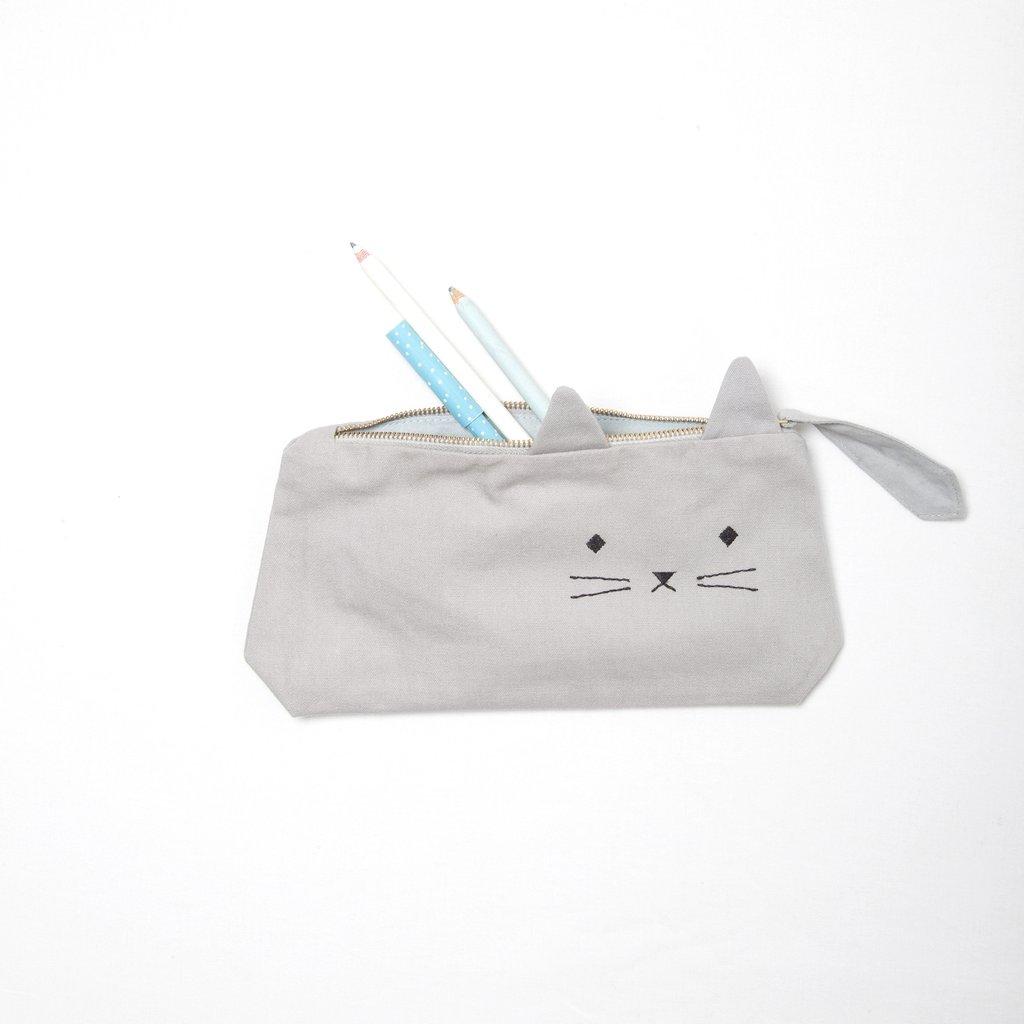 Federmäppchen - Cuddly Cat