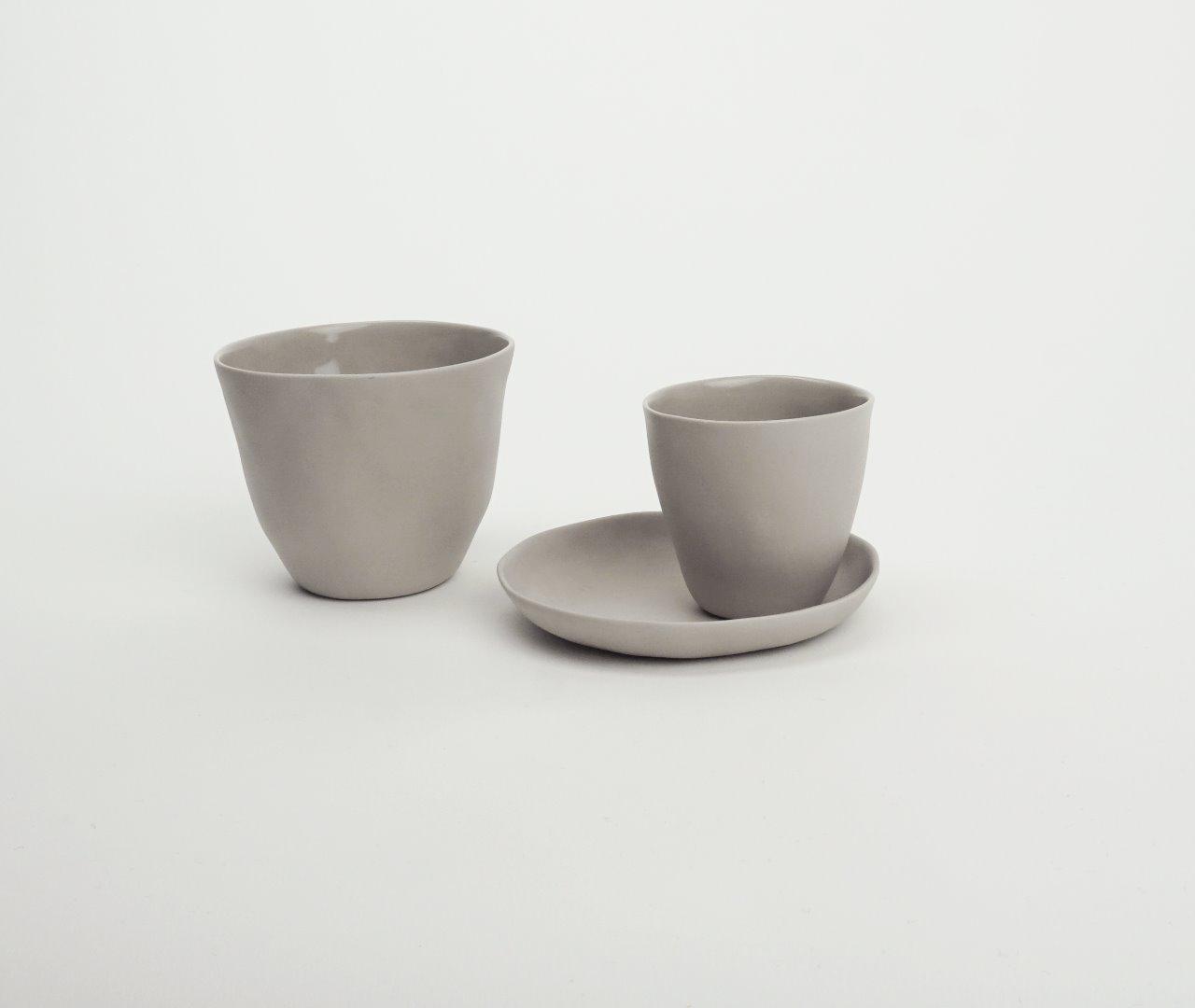 Espresso cup beige 2
