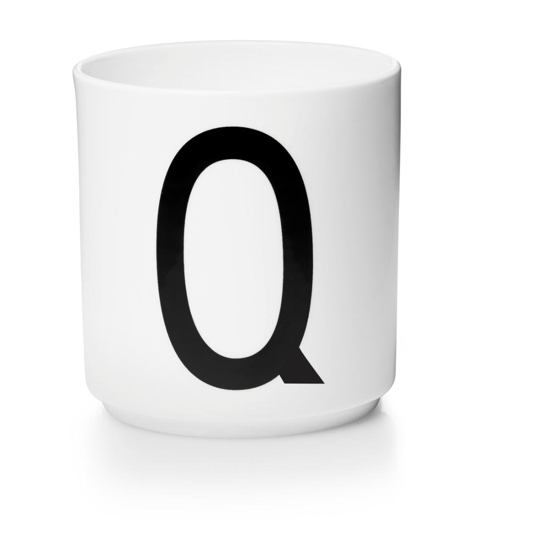 Porzellanbecher Q - 1