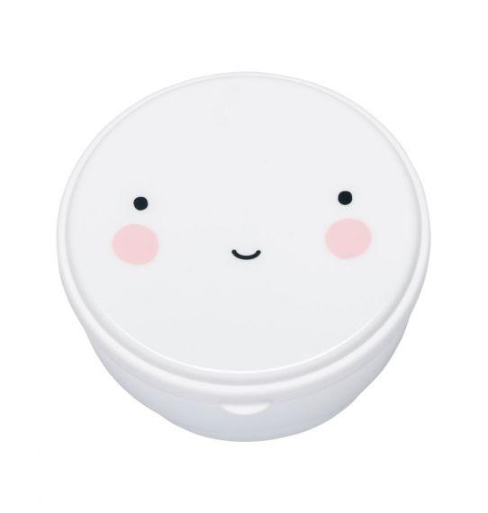Brotdosenset happy face
