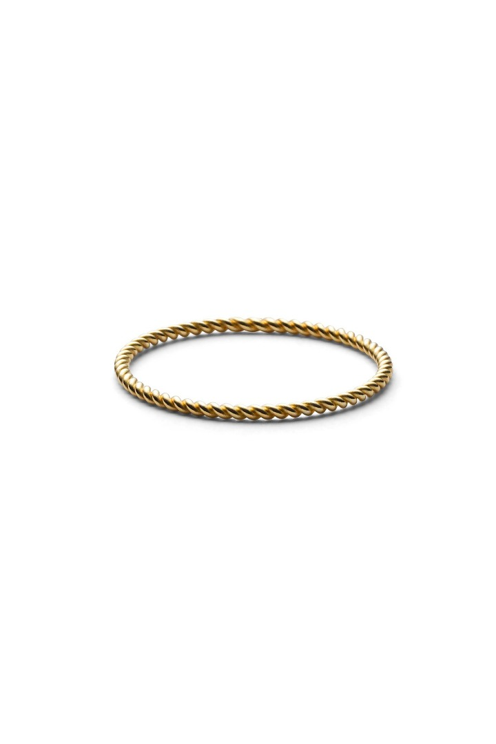 RING SPINNING GOLD L