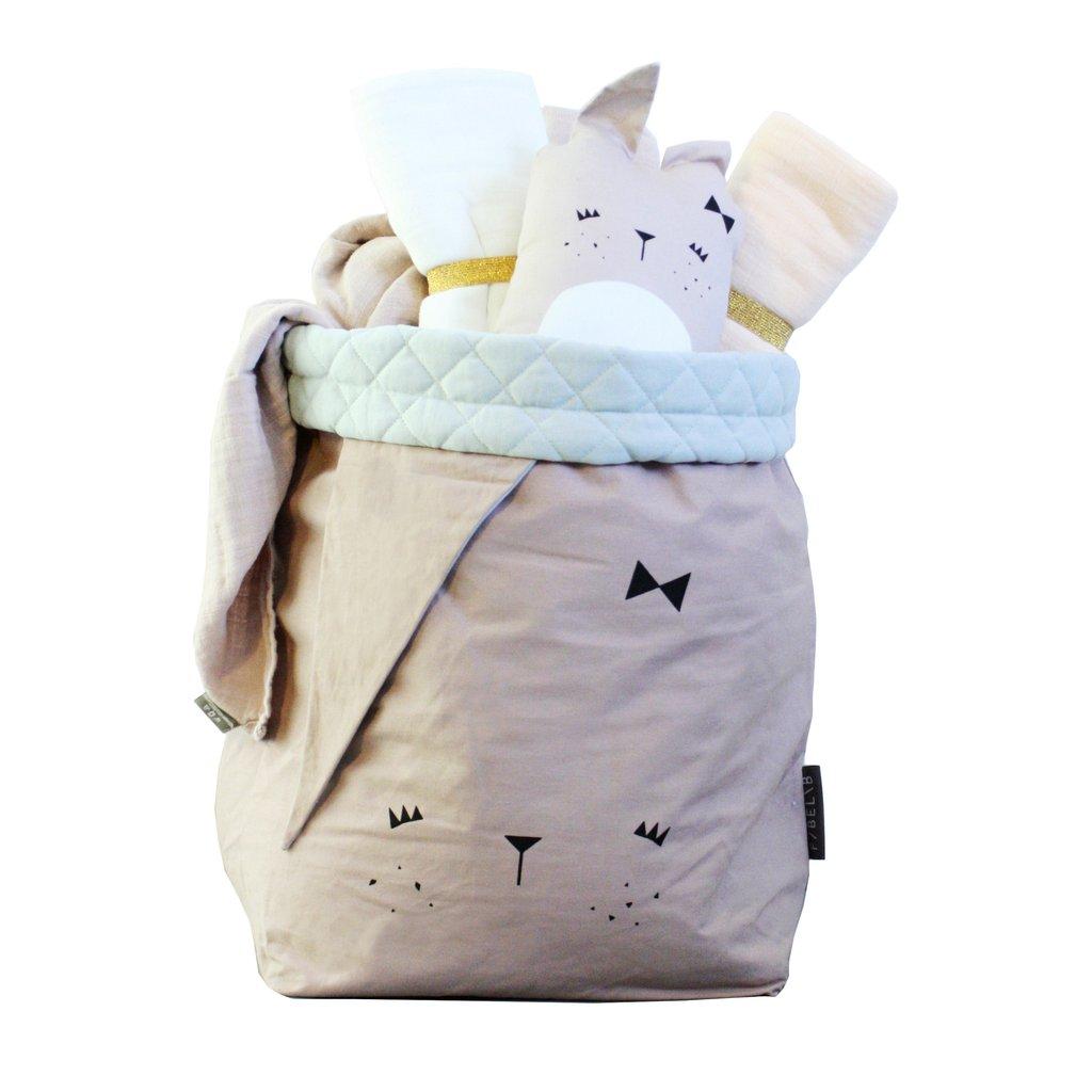 Aufbewahrungstasche - cute bunny - 3