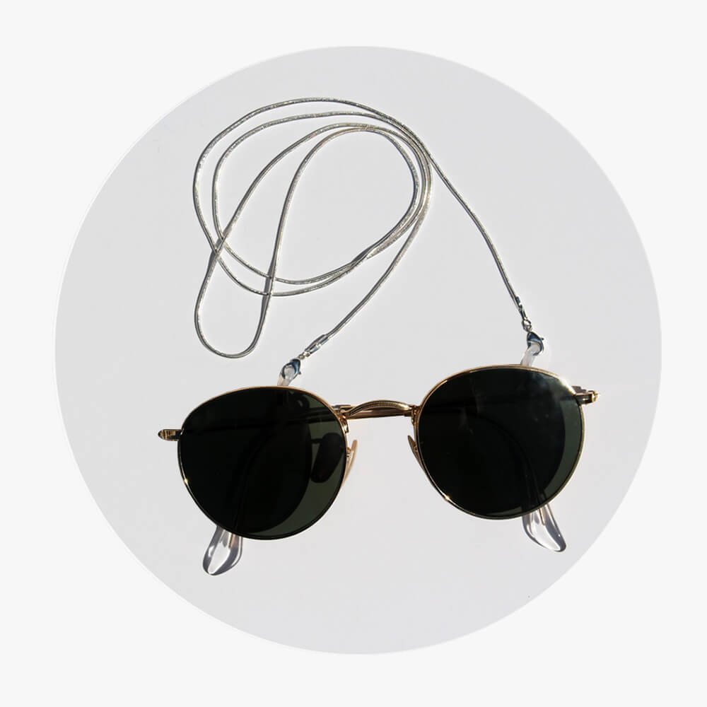 Brillenband SILVER TIMES