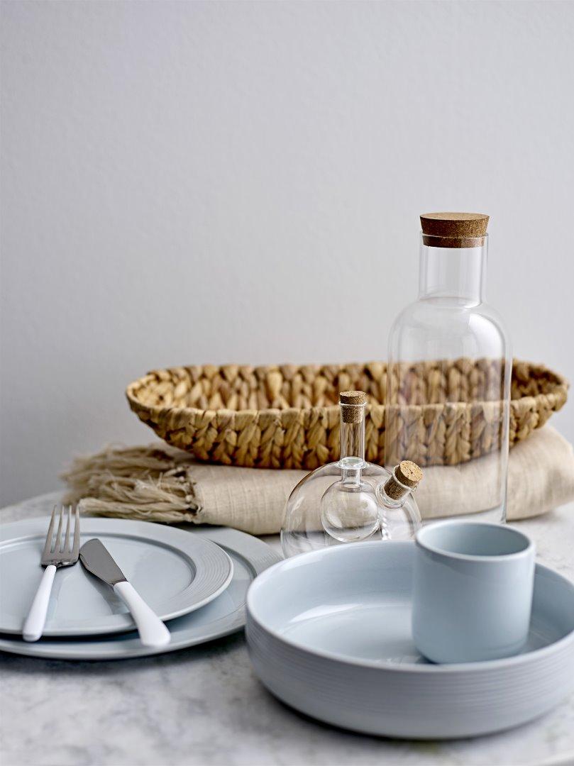 Tischdecke, natur - 1