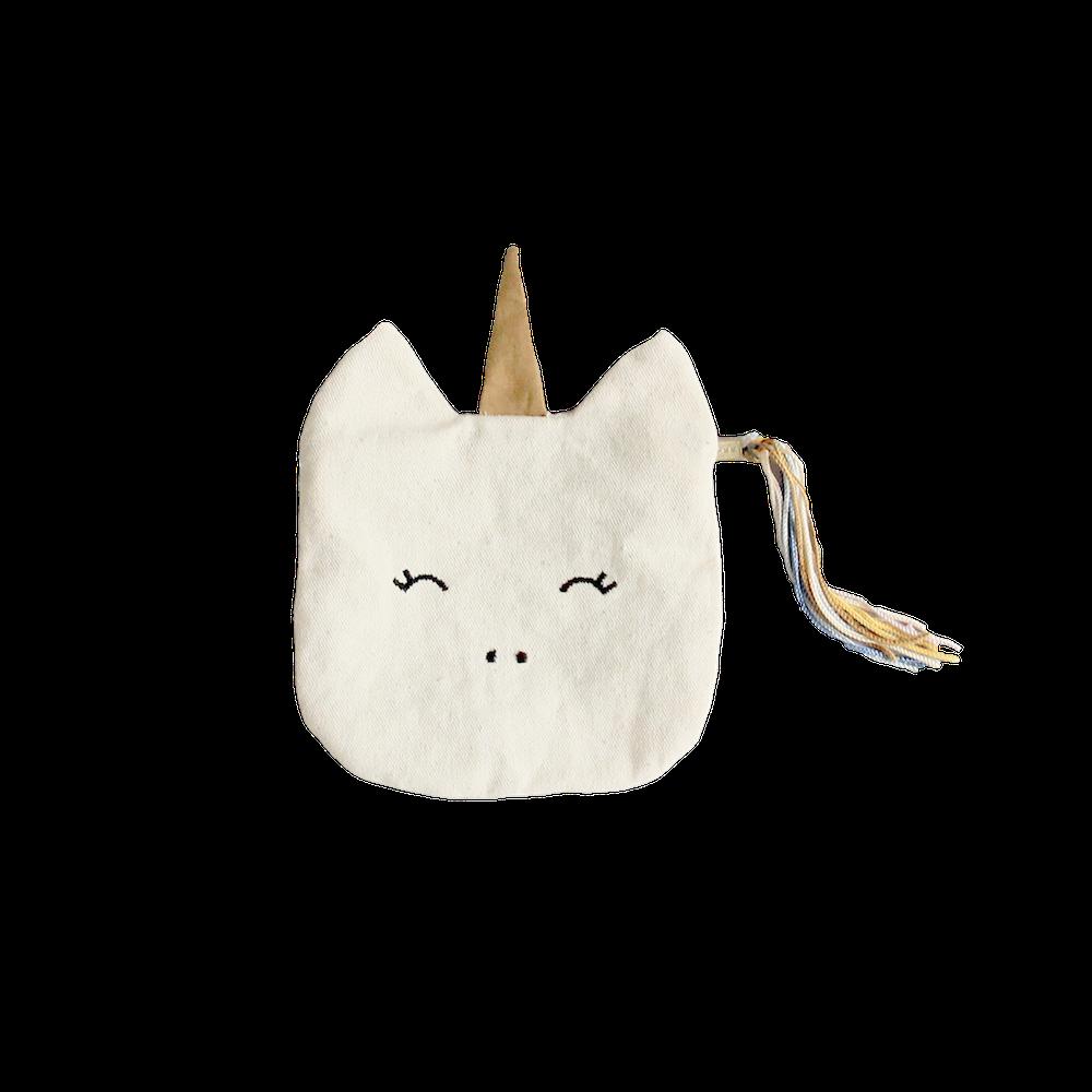 Geldbörse - unicorn