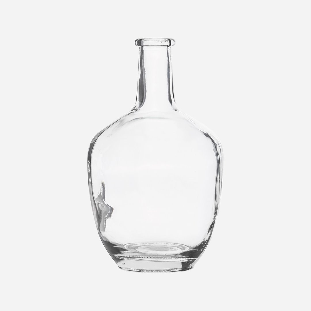 VASE/FLASCHE GLAS Dia: cm H: cm