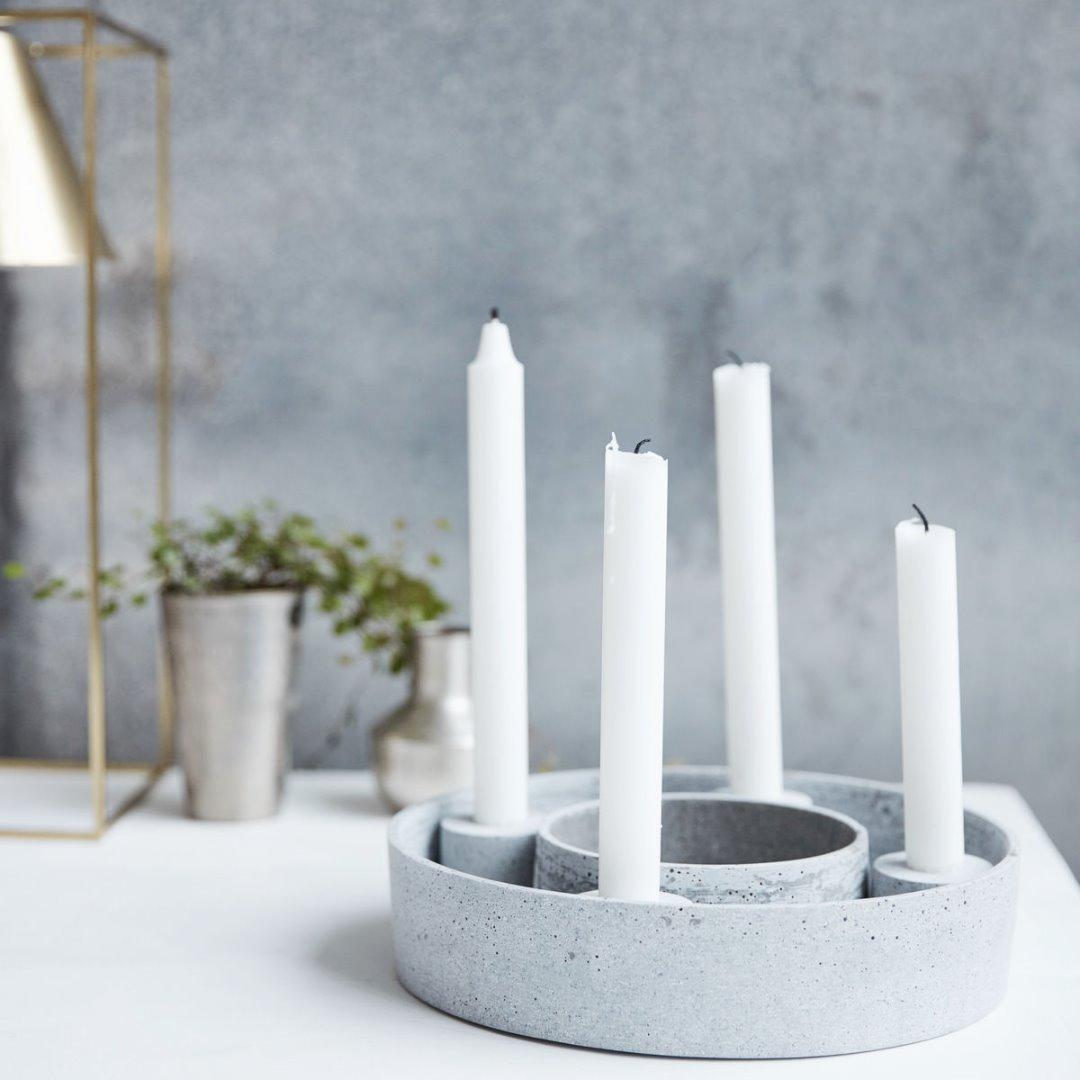 Kerzenständer the ring für Stabkerzen 4