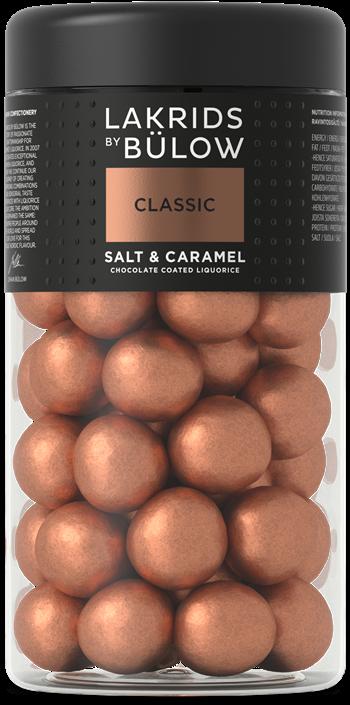 Lakrids CLASSIC- SALT & CARAMEL REGULAR