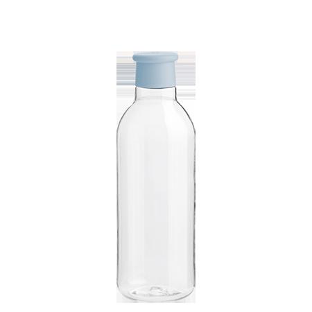 Wasserflasche DRINK IT hellblau 075 ml