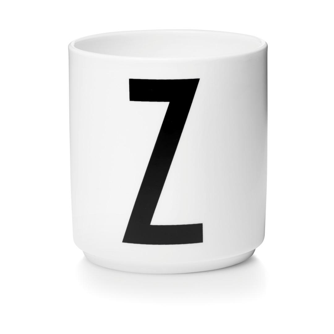 Porzellanbecher Z