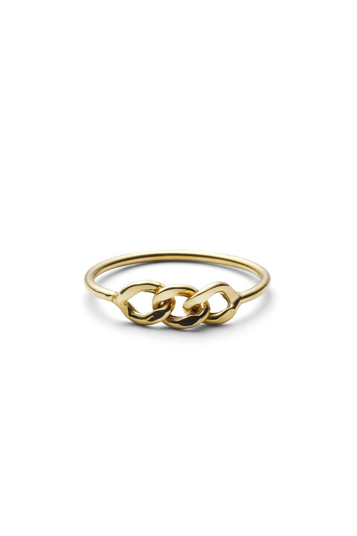 ZOEY RING GOLD M