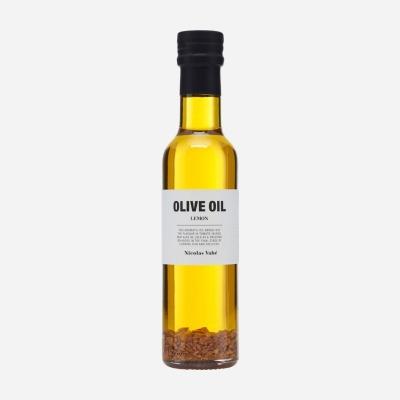 Olivenöl 995 mit Zitronenschale ml Nicolas