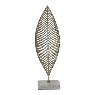 Dekoartikel Palmblatt stehend klein von Bloomingville