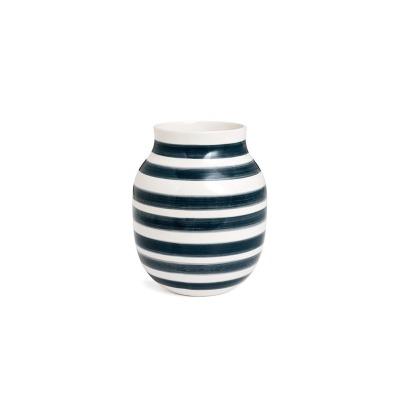 Vase Omaggio - B:165MM X H:200MM; granit grey