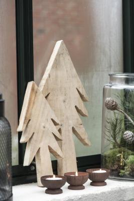 Tannenbaum aus Holz 25cm Ib Laursen