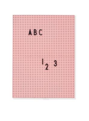 Messageboard A4 - pink