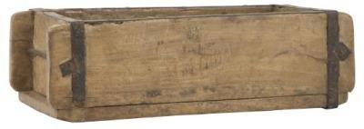 Ziegelkastenform aus Holz