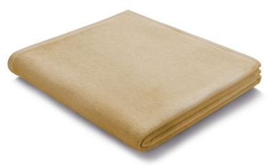 Wohn- und Kuscheldecke Pure Cotton 150x200cm