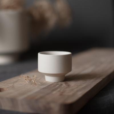 Teelichthalter beige - von Storefactory Scandinavia