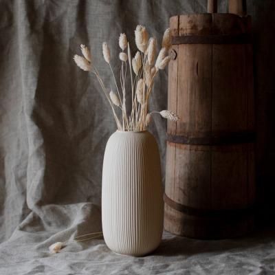 Aby Keramikvase beige von Storefactory Scandinavia