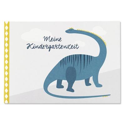Meine Kindergartenzeit Dinos A5 - Meine Kindergartenzeit Dinos A5