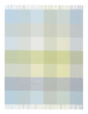 Plaid Various lemon ; 130x170cm - von Biederlack
