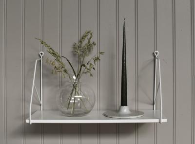 Regal weiß aus Metall - Storefactory